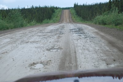 A Photo Tour Of The Dalton Hwy Pipeline Road