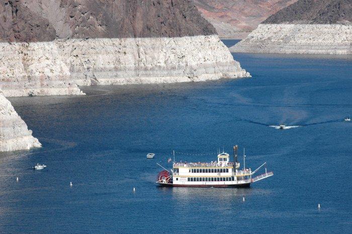 Lake Mead 2007