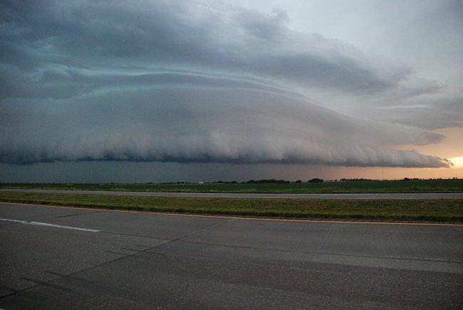 june 1  2009  storms in nebraska