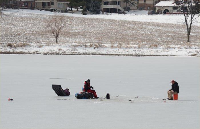February 2013 photos for Ice fishing nebraska