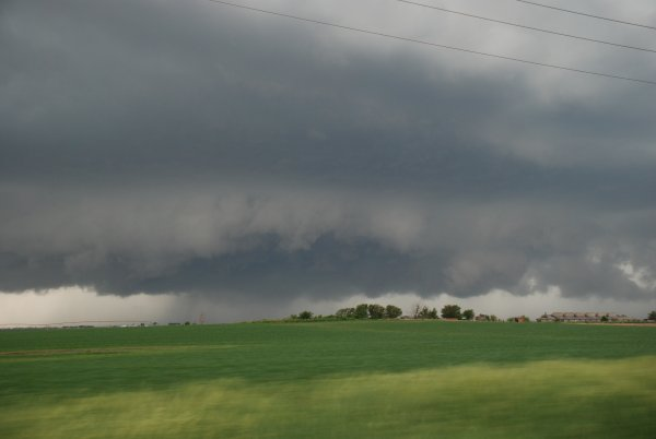 Storms In The Heartland June 11 12 2008